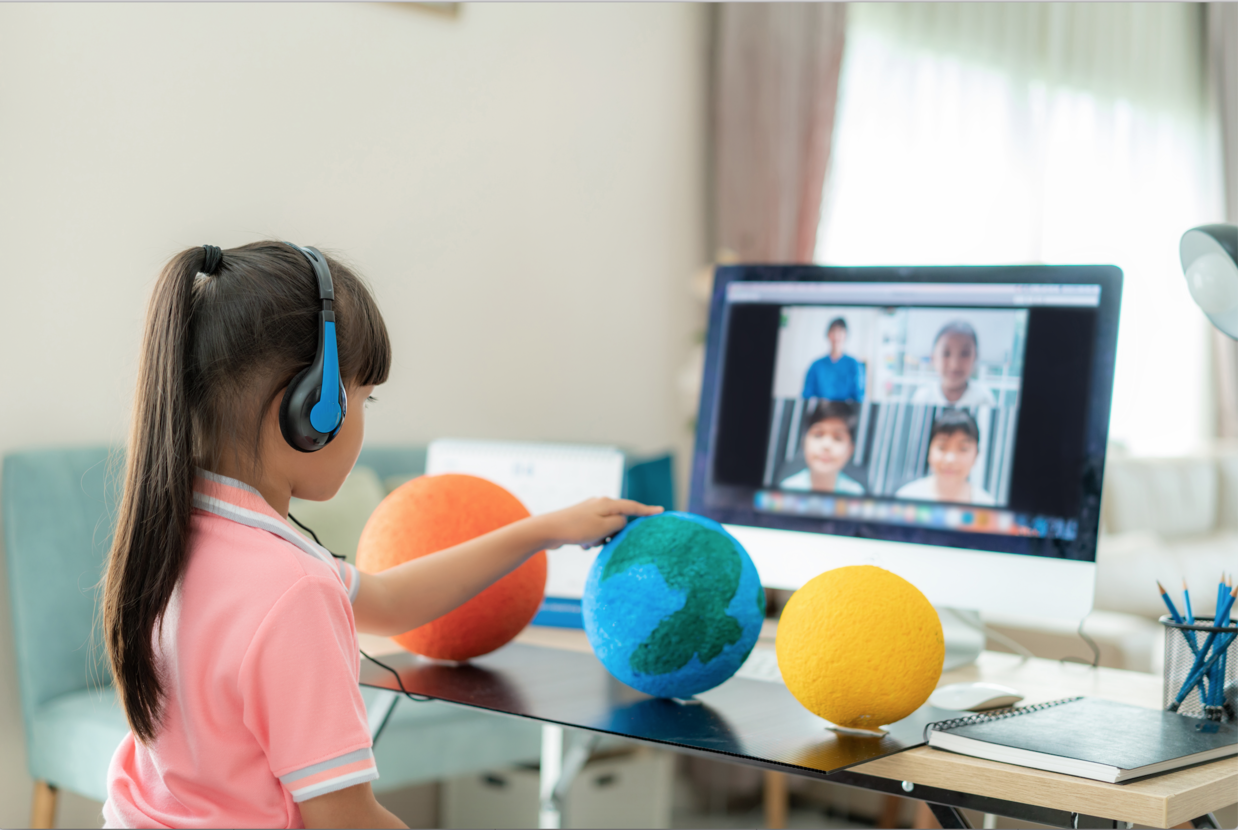 "Invictus Family's Home-Based Learning ""Virtual Campus"" offers a solution for Singapore Expatriates who've had pay-cuts or lose their jobs due to Covid19 crisis."